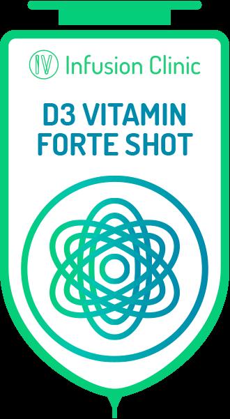 D3 Vitamin Forte Shot