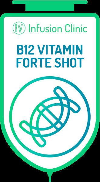 B12 Vitamin Forte Shot