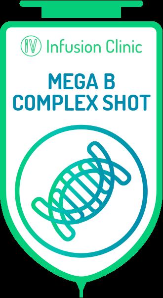 MEGA B Complex Shot